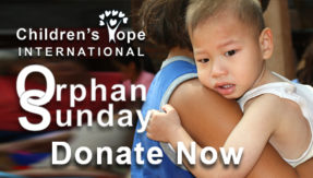 Make an online gift in support of the orphans at Alenah's Home