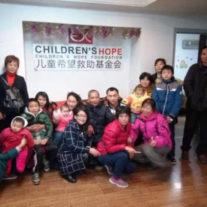 Families in a Little Home of Hope